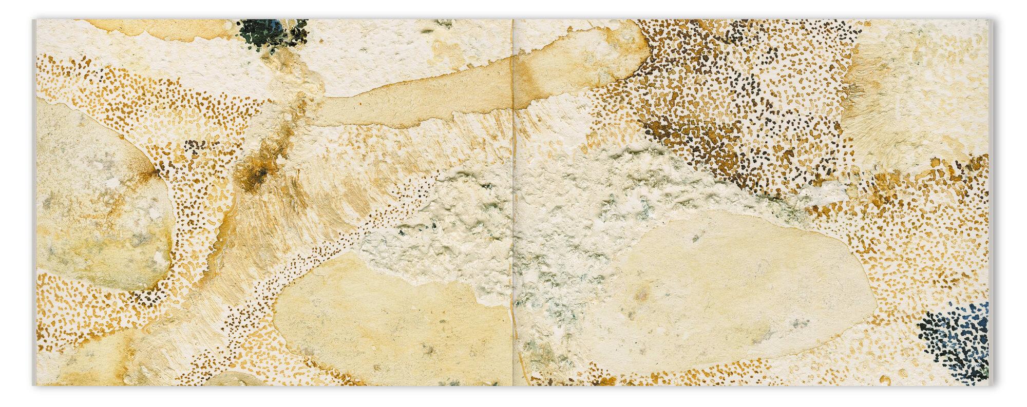 Détails sur le dessin de Daniela Busarello. La reliure Layflat permet d'avoir l'image à plat sur la double page, Design IchetKar