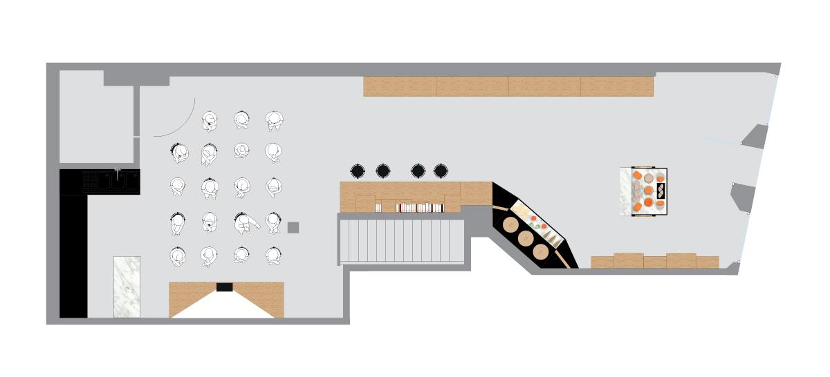 french cheese board plan couleur par ichetkar configuration projection