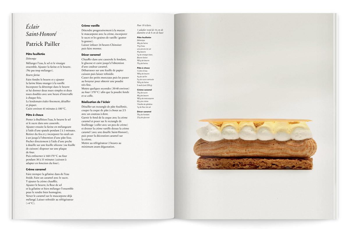 la crème de la crème catalogue recette fabien brouillard et patrick pailler ichetkar photo fabrice bouquet