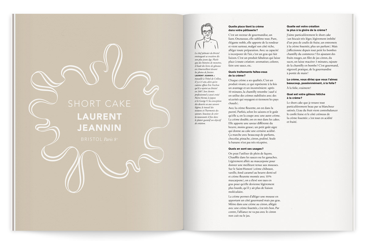 la crème de la crème catalogue illustration laurent jeannin ichetkar