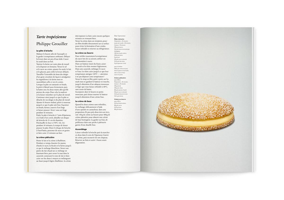 crème de la crème 2 recette tarte tropézienne philippe grouiller par ichetkar photo jean jacques pallot