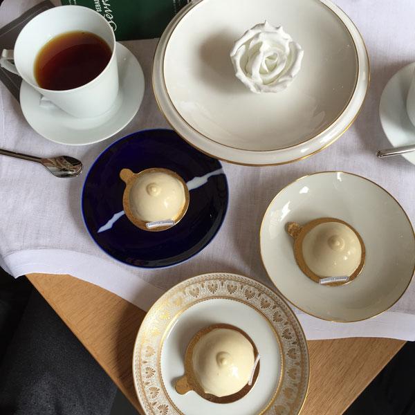 L'éphémère café de sèvres par sébastien gaudard donne à vivre pendant trois jours une expérience unique et totalement novatrice.