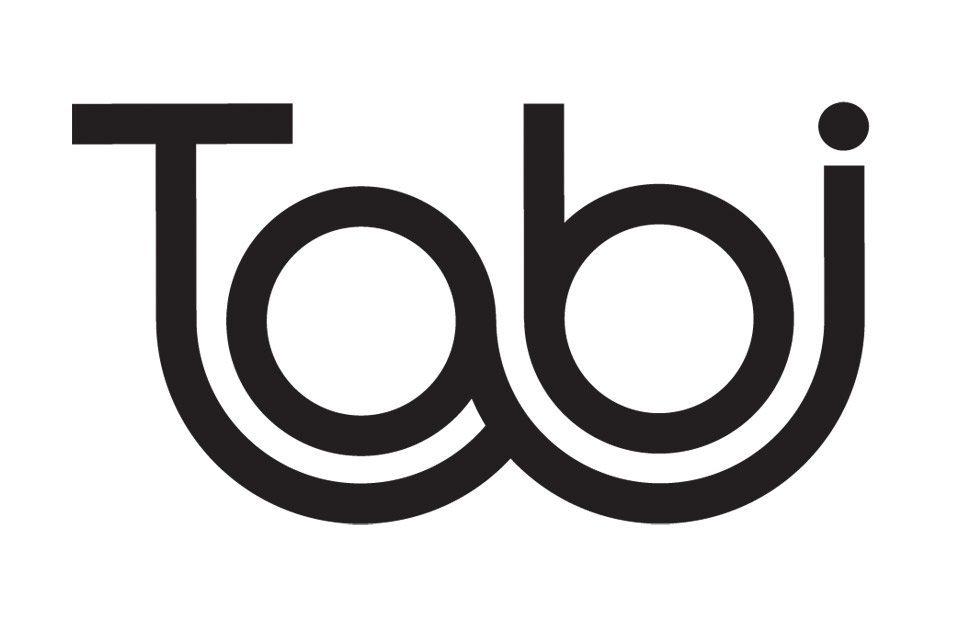 logotype Tabi dessinée par Ich&Kar pour Yoichi Nagasawa directeur artistique Ace