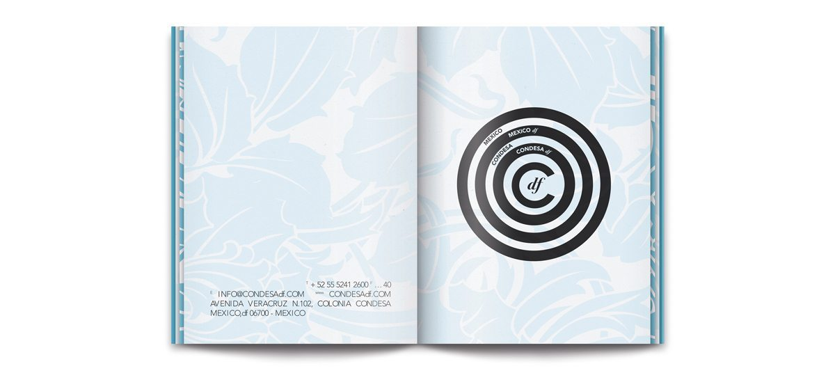 Le Room book du condesa df, design Ichetkar