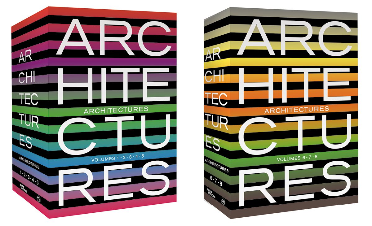 Les coffret DVD Arte Architectures, IchetKar