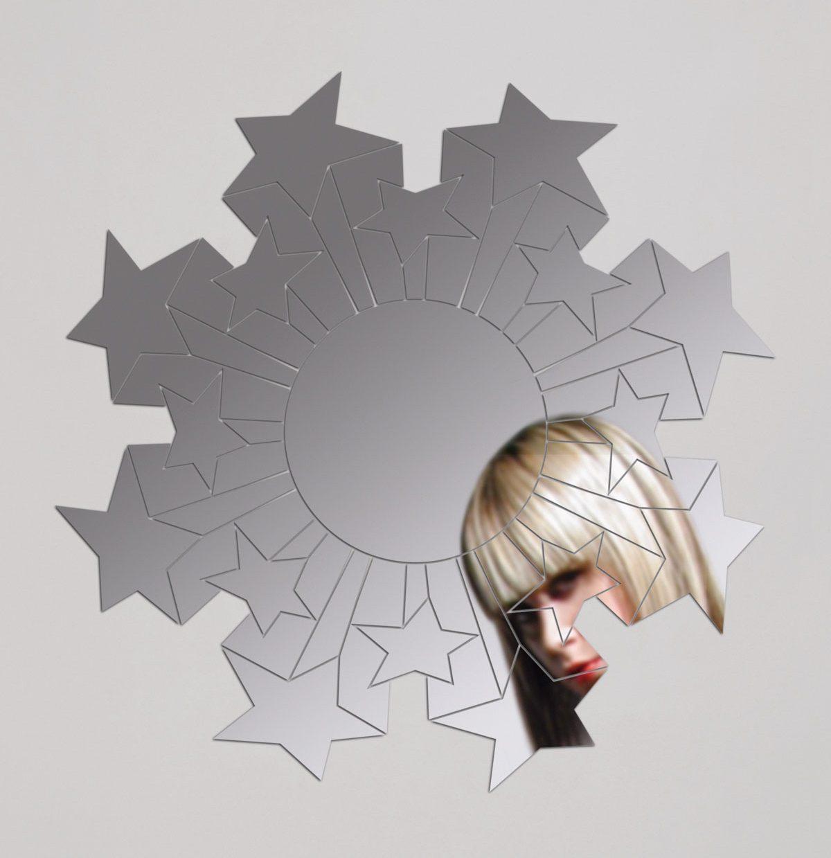 Rising star, miroir design, design Ichetkar edition Domestic