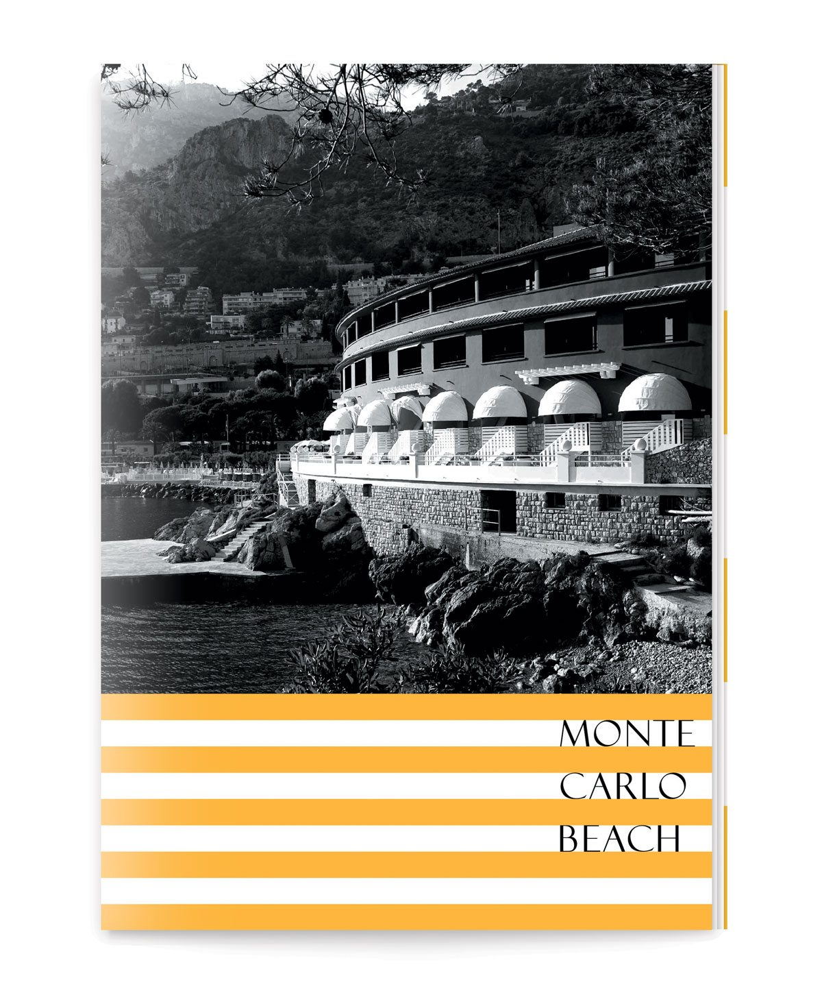 minte carlo beach brochure couverture