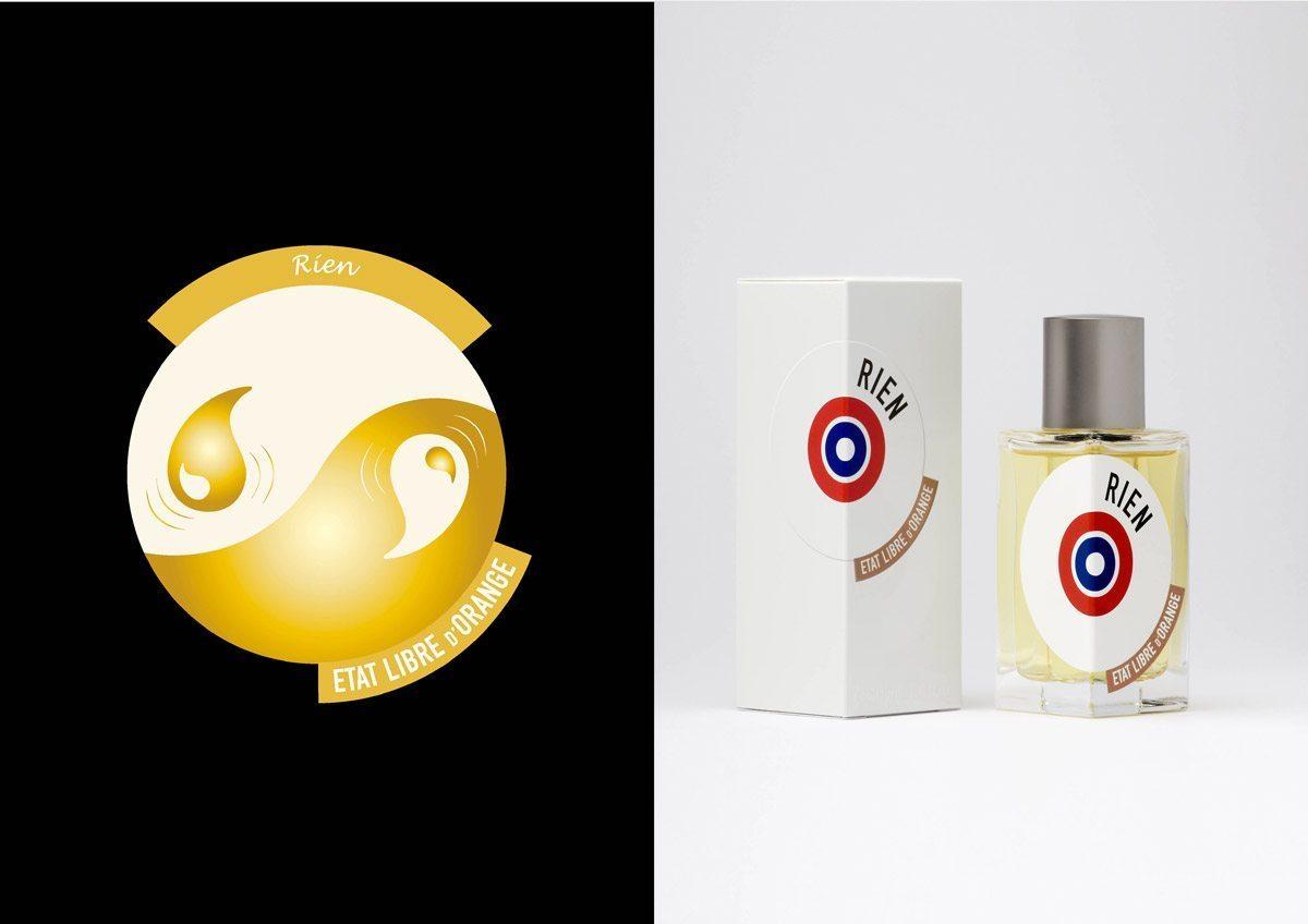 Le parfum Rien, État Libre d'Orange, illustration IchetKar