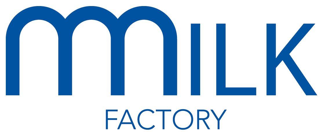 Logo de la Milk factory design IchetKar