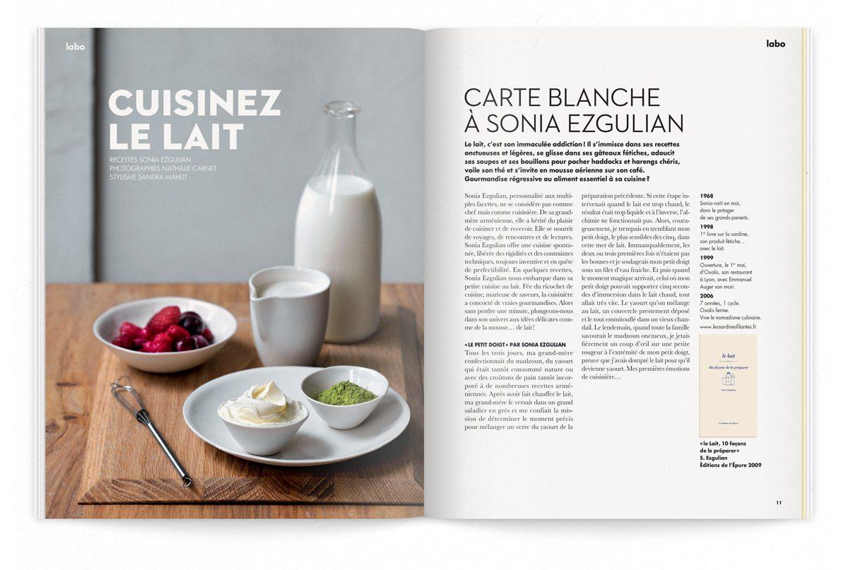 bloc-notes 1 milk factory carte blanche à sonia ezgulian photo nathalie carnet