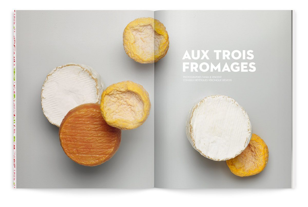 bloc-notes composition de fromages langres époisses chaource photo tania et vincent