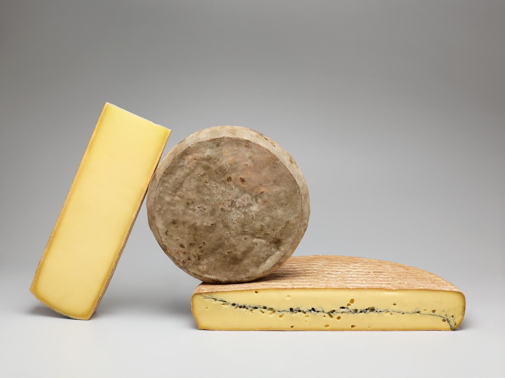 Aux trois fromages, photographie de Tania et Vincent, direction artistique IchetKar