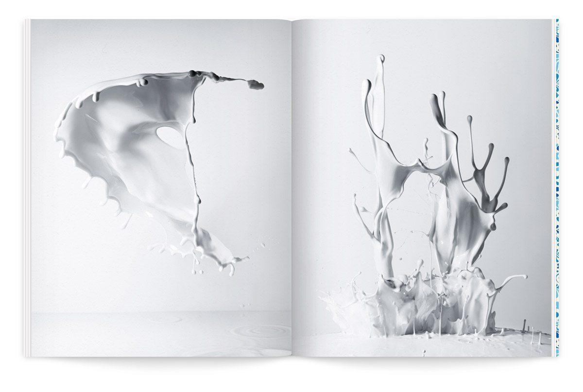 bloc-note le lait photographie lait matière et sensation jean jacques pallot