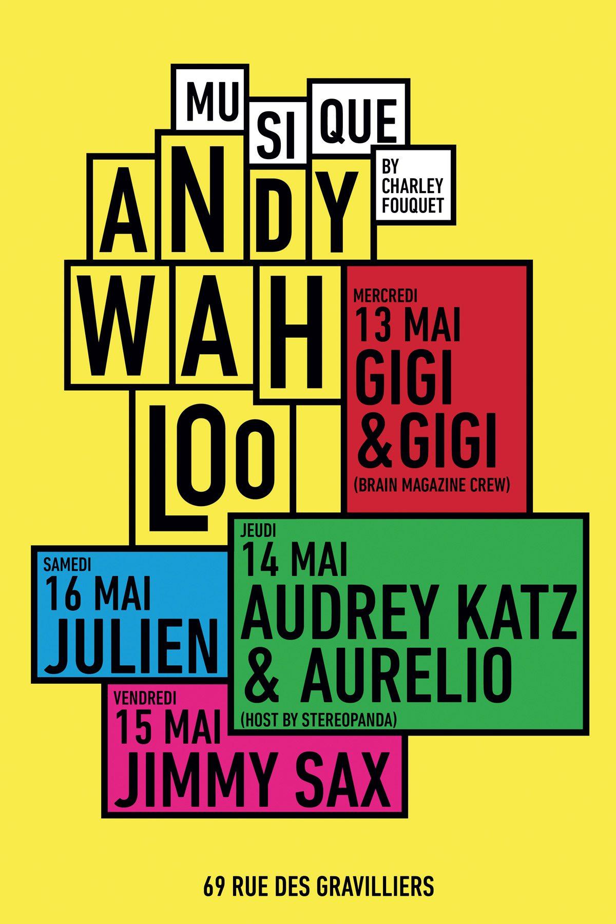 Andy-Wahloo-mailing-jaune_IchetKar
