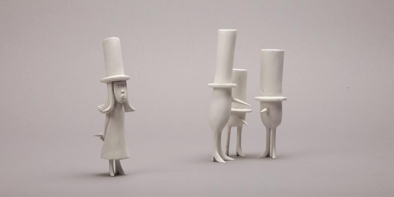 La famille chapeau et les autres