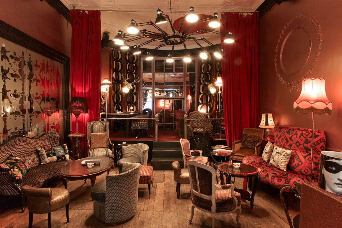 Parlour Sketch bar restaurant club