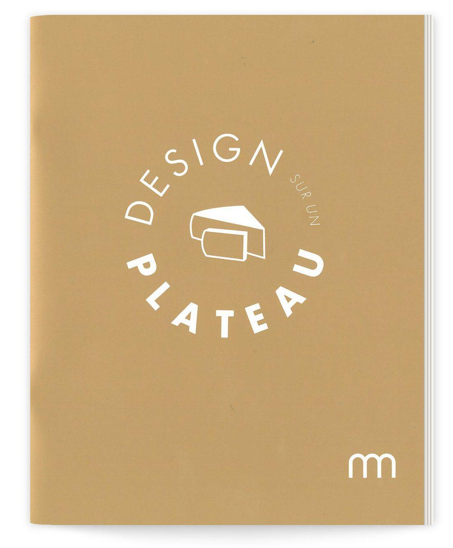design sur un plateau couverture catalogue par ichetkar pour la milk factory