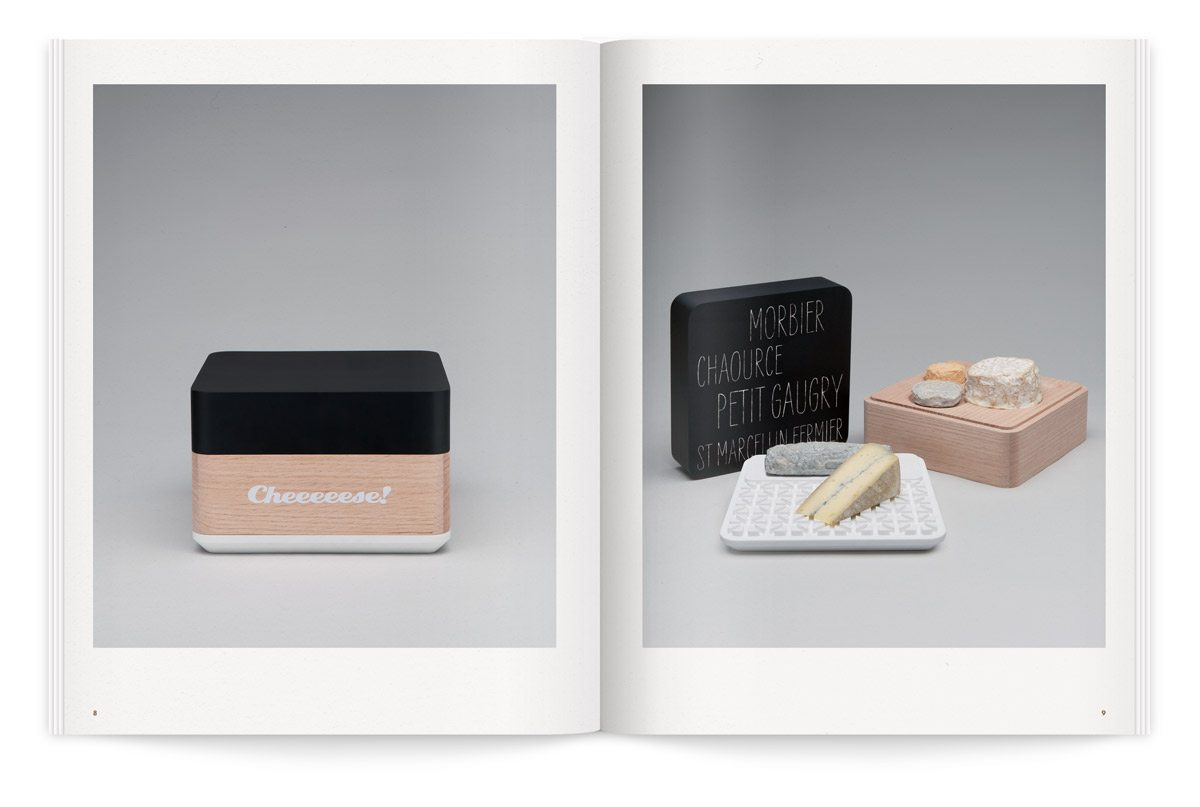 design sur un plateau catalogue par ichetkar pour la milk factory photo erwan fichou