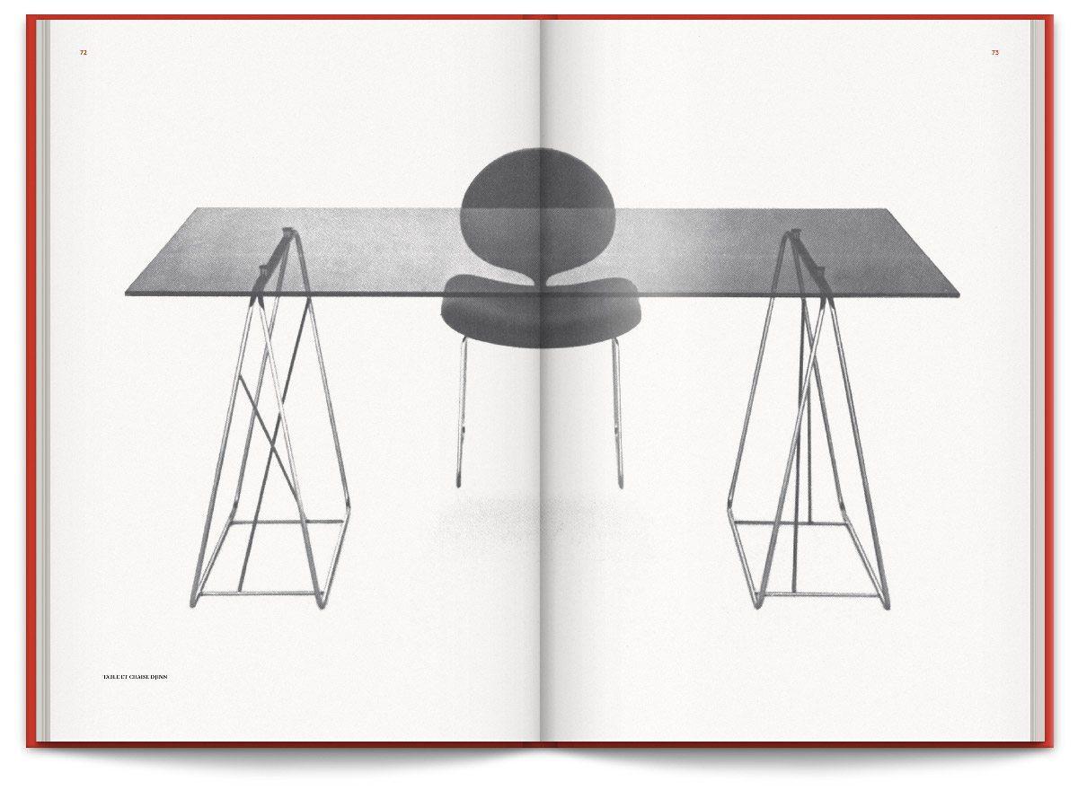 Monographie Airborne écrite et éditée par la galerie parisienne Les Modernistes, design Ich&Kar