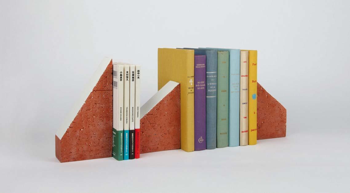 books and bricks serre livres repose livres ichetkar. Black Bedroom Furniture Sets. Home Design Ideas