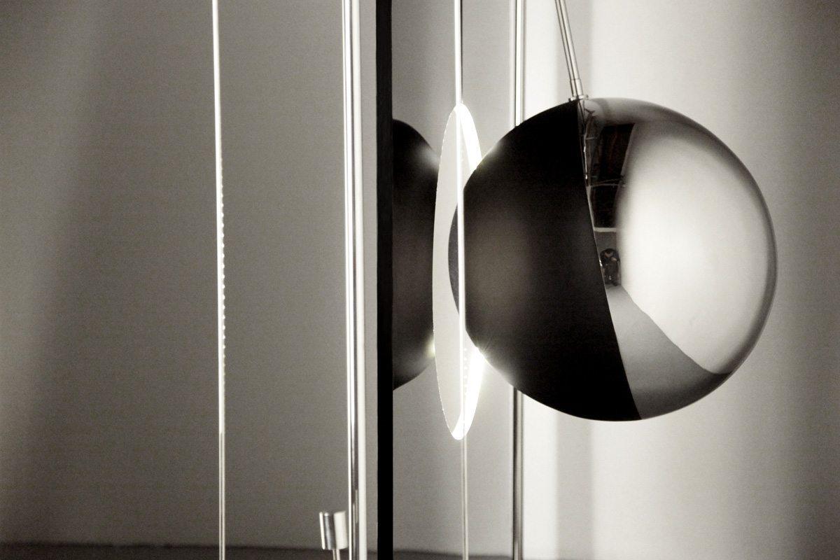 Clair de lune de Damien Bénéteau, présenter à l'exposition Lumière Céleste à la ToolsGalerie