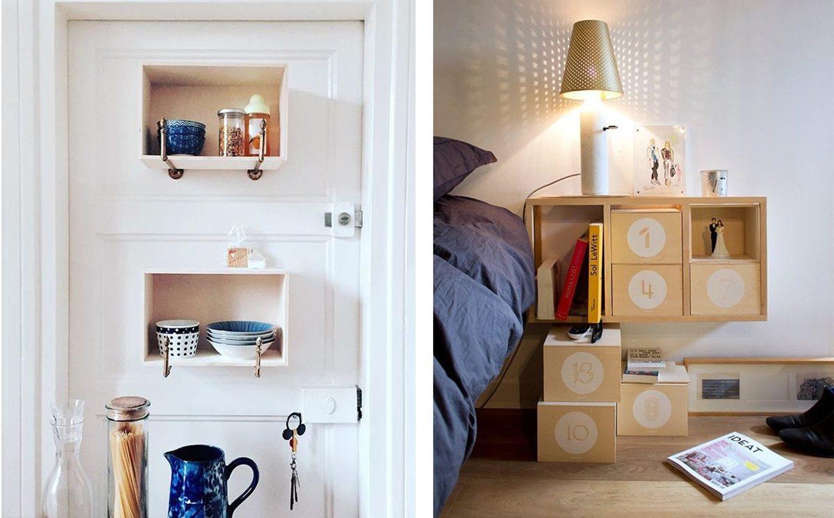 boites designerbox dessinées par ichetkar mis en scène dans un intérieur moderne et contemporain