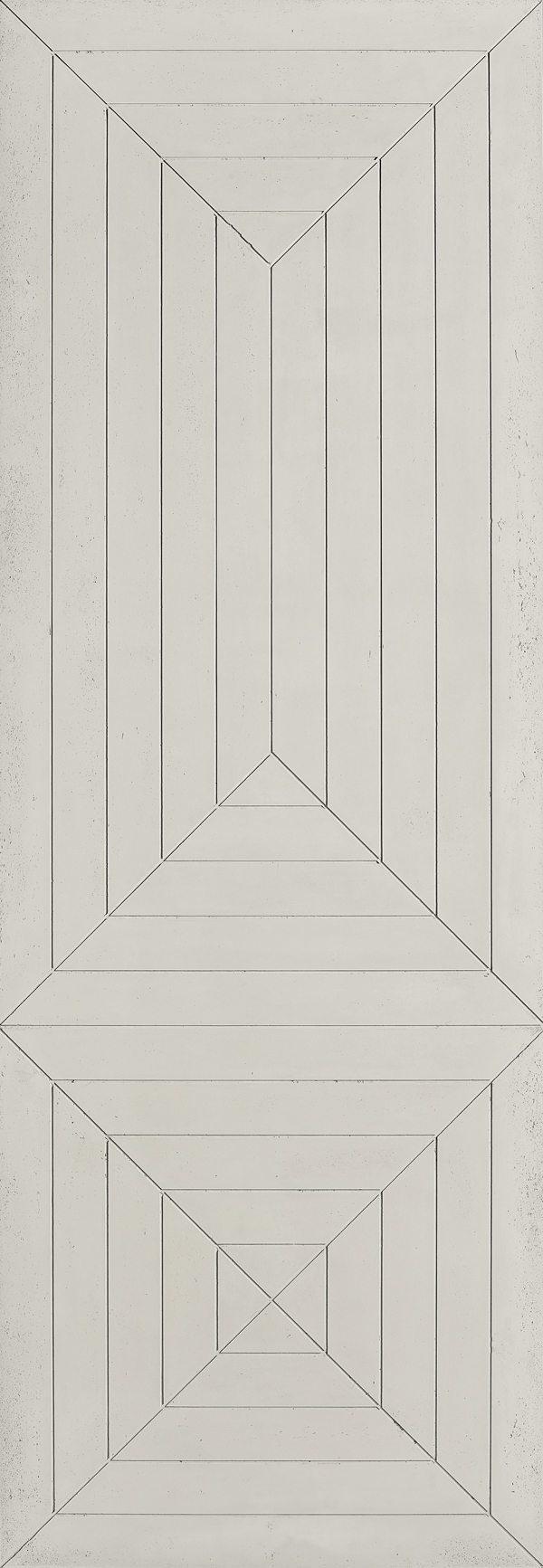 Panbeton, un pan en béton déssiné par Ich&Kar. Moderne, un pan de mur en béton dont le graphisme d'inspire des années trente et du Op Art. Un parti-pris simple aux lignes fortes. Création pour la société Concrete LCDA.