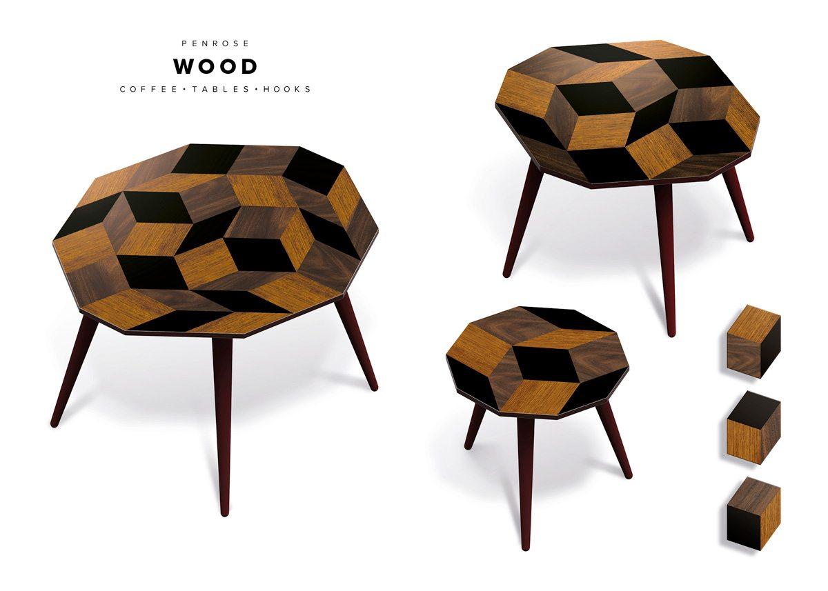 table_penrose_wood_maison_et_objet_ichetkar_2015
