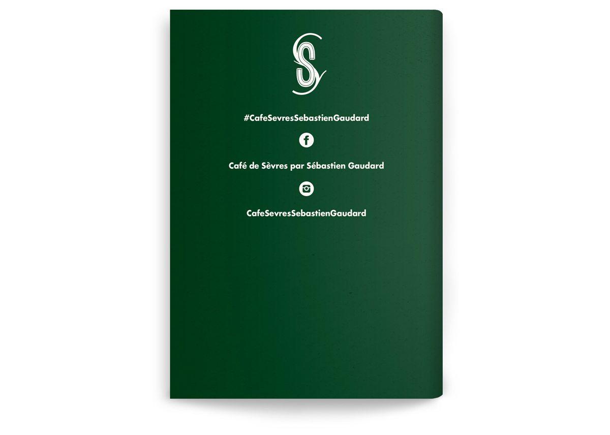 Hashtag et réseaux sociaux du Sèvres Café par Sébastien Gaudard, #cafesevressebastiengaudard