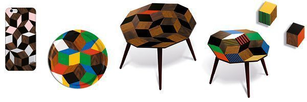 Sélection de produits Penrose en vente au 107 Rivoli, boutique du musée des arts décoratifs