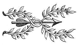 le cercle des dianes vignette flèche à branches ich&Kar