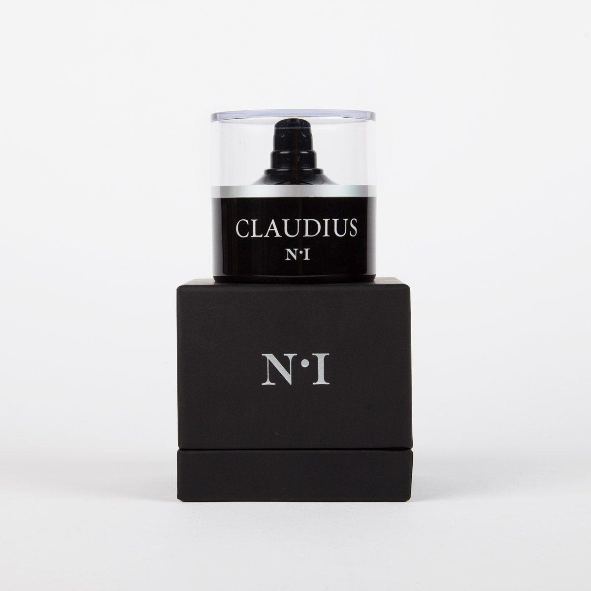 claudius 1 paris crème de nuit haute couture chez colette packaging par ichetkar