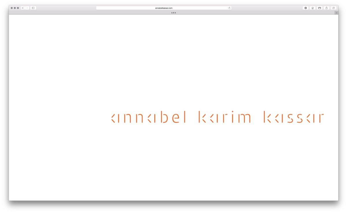 annabel karim kassar accueil avant home site web