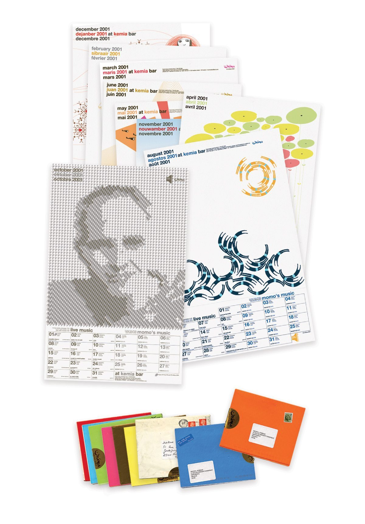 ichetkar diary at momo posters calendriers