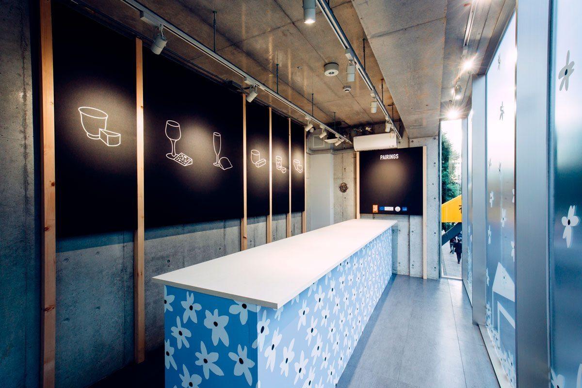 maison du fromage 3e étage atelier pairing mof