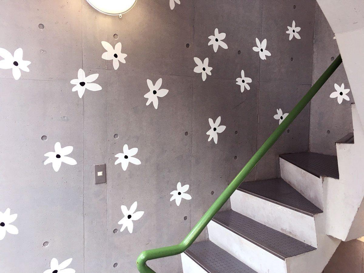maison du fromage tokyo escalier