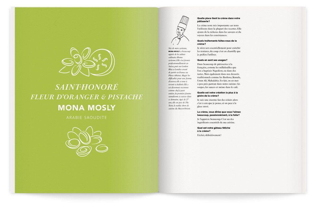 mona mosly saint-honoré baklava illustration ichetkar