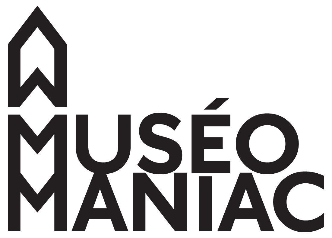 Le logo de Muséo Maniac design IchetKar