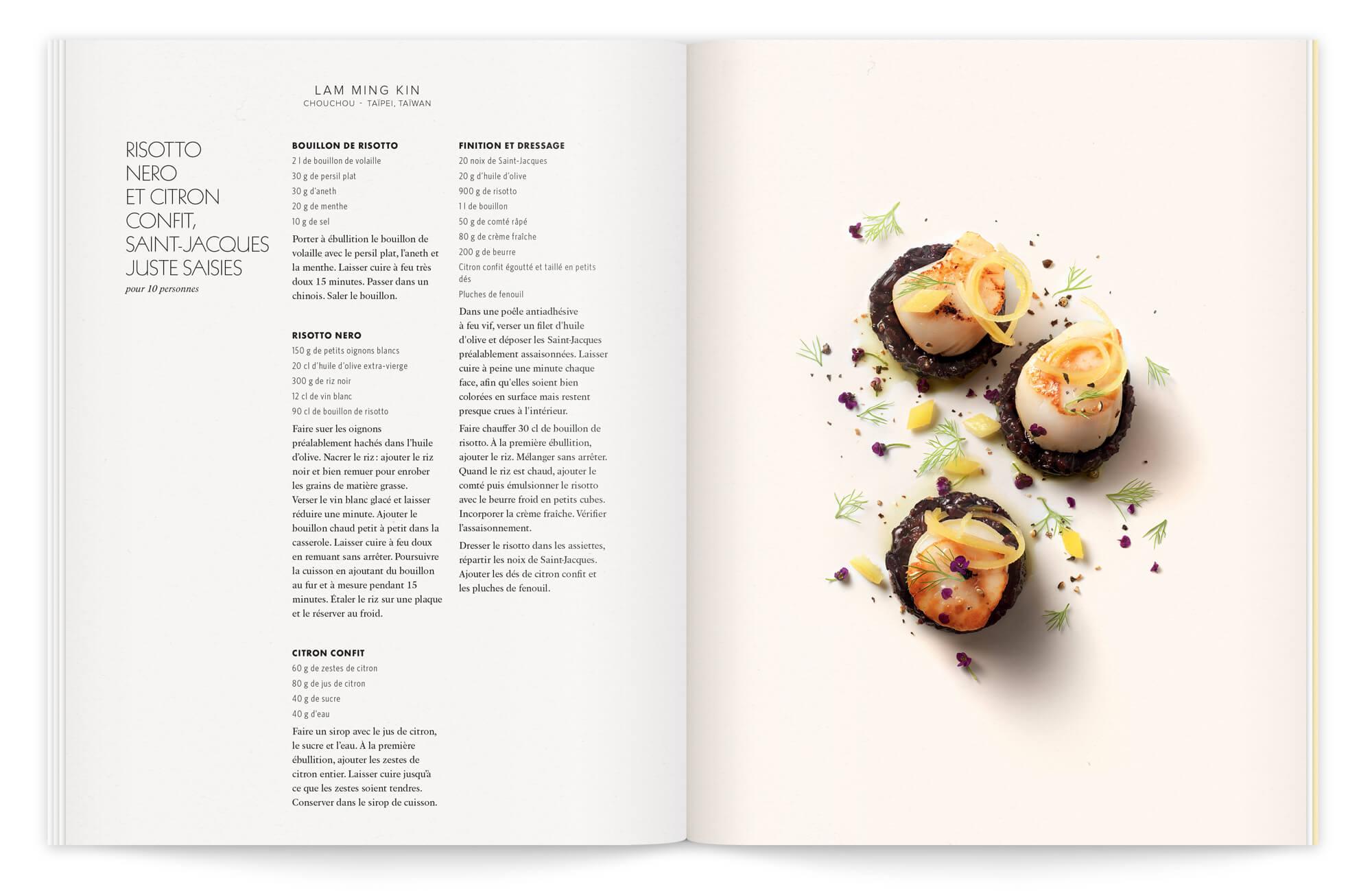 photographie culinaire par peter lippmann et stylisme de garlone bardel sous la direction artistique de IchetKar