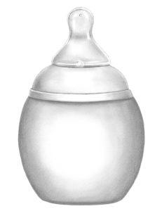 dessin traditionnel par Yves helbert pour la marque élhée