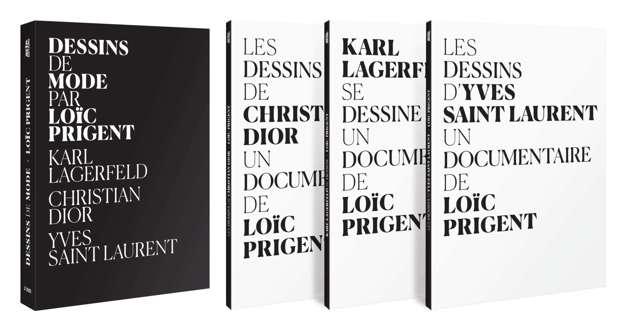Prigent Arte De Pour Coffret L'identité Loïc Du Documentaire PwX80Onk
