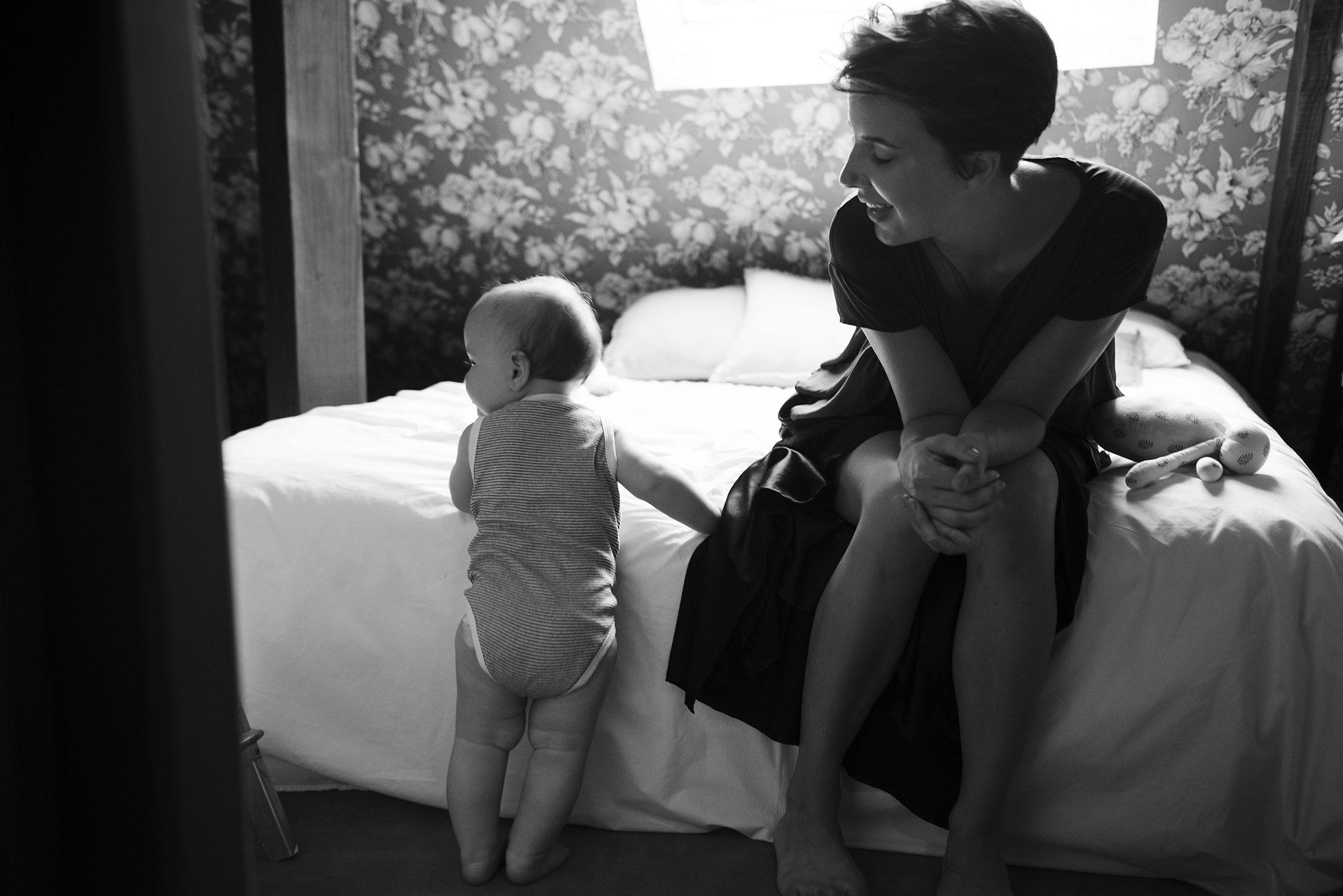 ©ColombeClier 2018 photographie reportage mode noir et blanc
