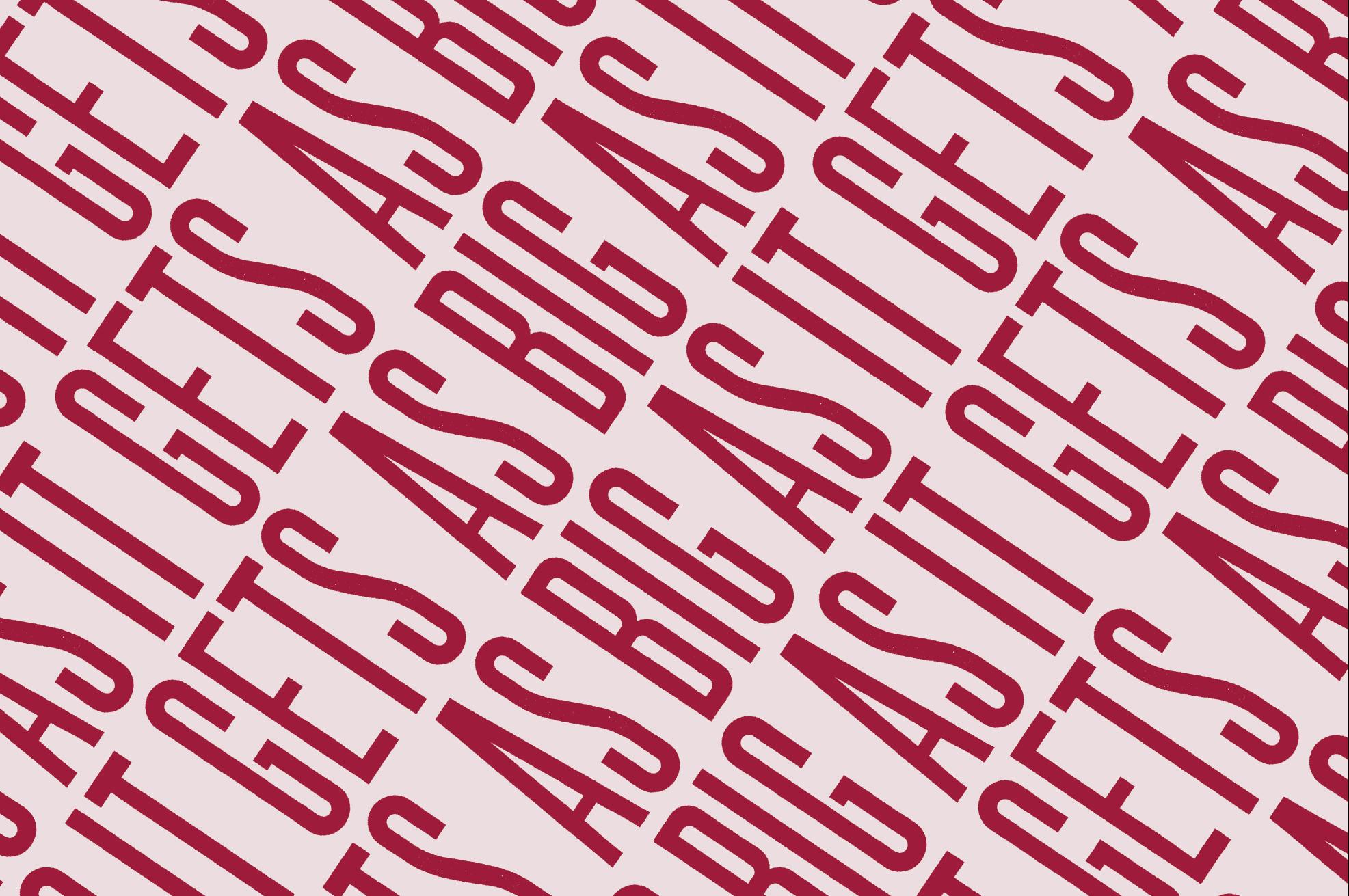 motif as big as you get, page de garde illlustrée par ichetkar pour le mag de designerbox