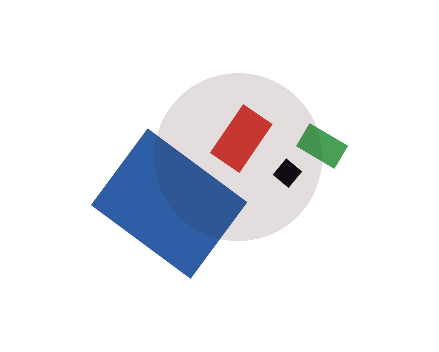 Le sceau, logo dessiné par ichetkar pour le Louvre Abou Dabi.