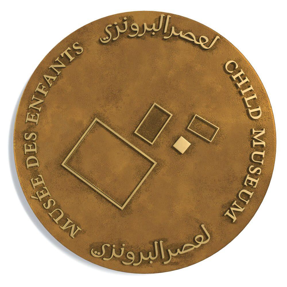 pictogramme pour la signalétique du Louvre Abu Dhabi design par ichetkar.