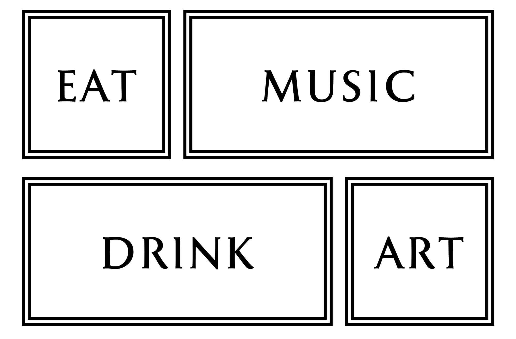 La charte graphique du sketch comprenant les element de l'identité visuelle, design IchetKar