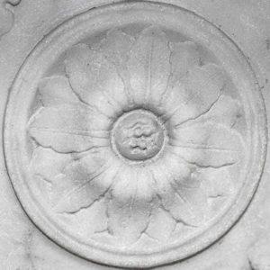 Bas relief dont IchetKar s'inspire pour la nouvelle identité du restaurant le Sketch à Londres.